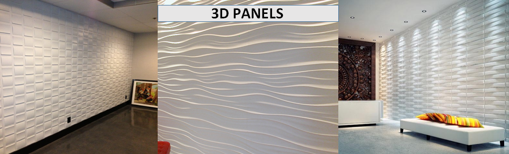 technopolis24 3D PANELS